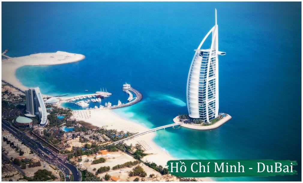 Hồ Chí Minh - Dubai