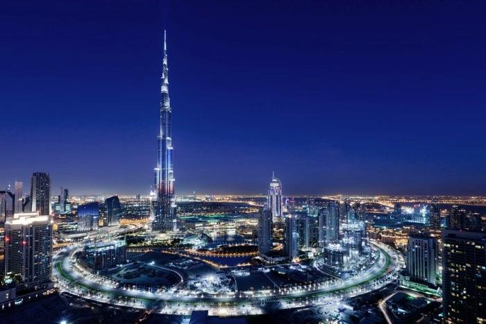Điểm danh các công trình tỷ đô ở Dubai - Ảnh 1