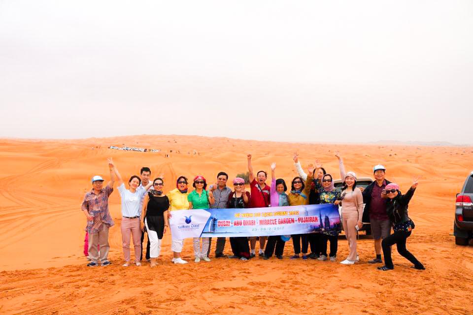 Khuyến Mãi Miễn Phí Toàn Bộ Chí Phí Đi Dubai - Ảnh 6