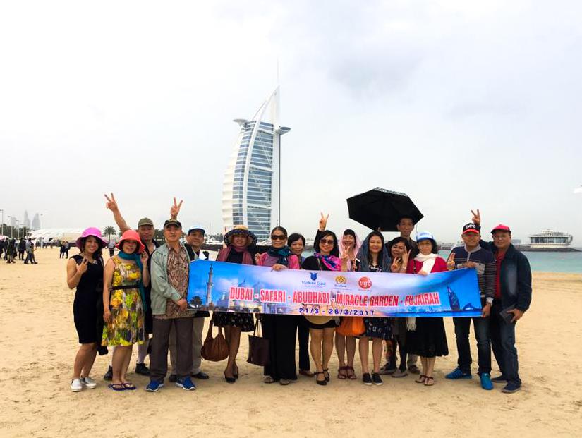 Khuyến Mãi Miễn Phí Toàn Bộ Chí Phí Đi Dubai - Ảnh 4