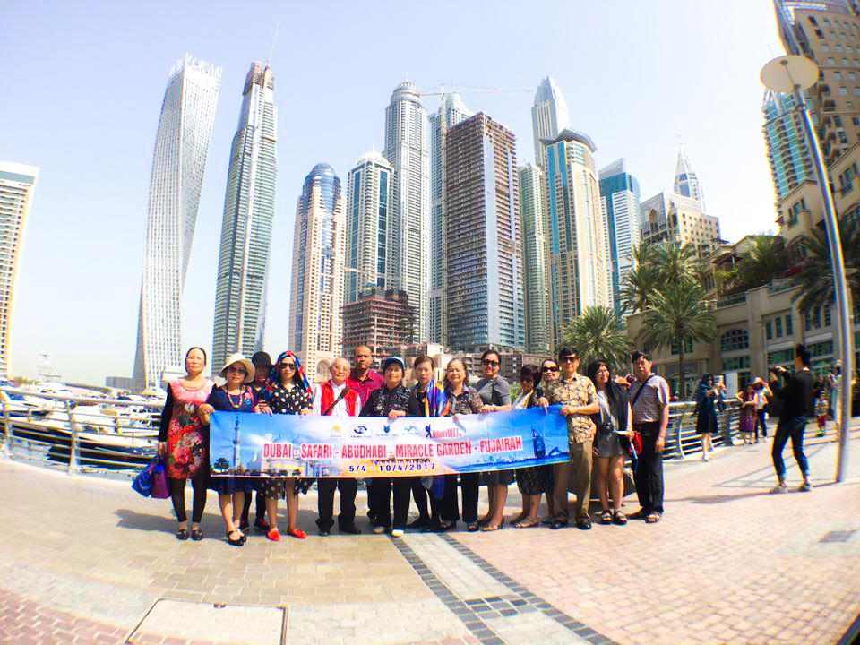 Khuyến Mãi Miễn Phí Toàn Bộ Chí Phí Đi Dubai - Ảnh 5