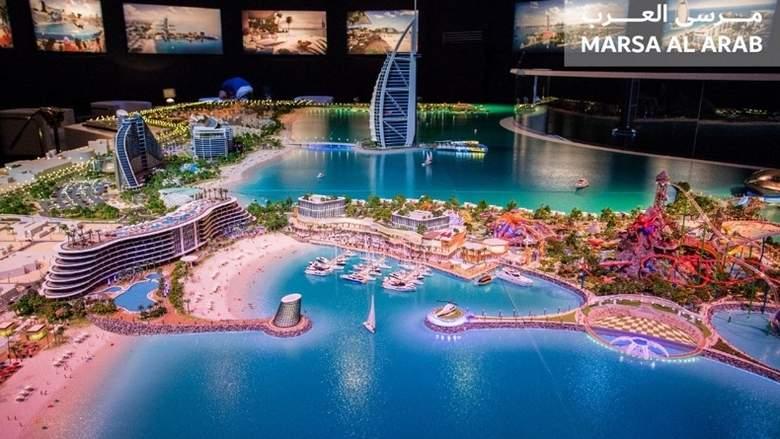 Những công trình cực khủng của Dubai sắp đưa vào du lịch - Ảnh 3
