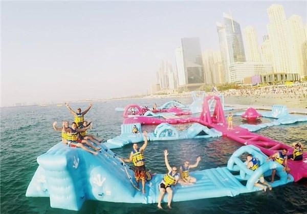 Những địa điểm hưởng tuần trăng mật tuyệt vời ở Dubai - Ảnh 2