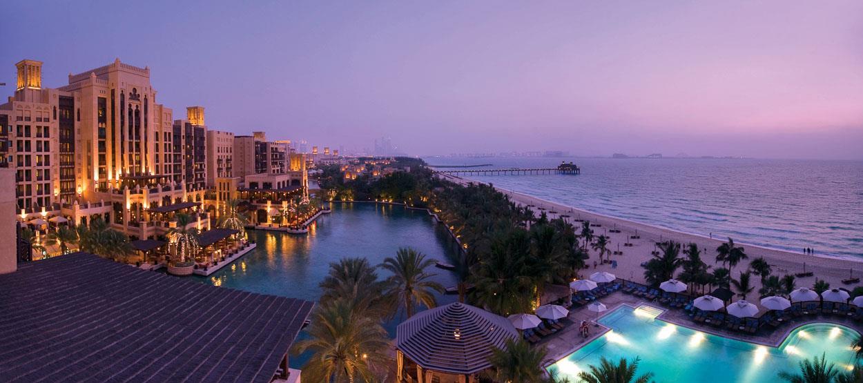 Những khách sạn cạnh biển đẹp tuyệt vời ở Dubai - Ảnh 3