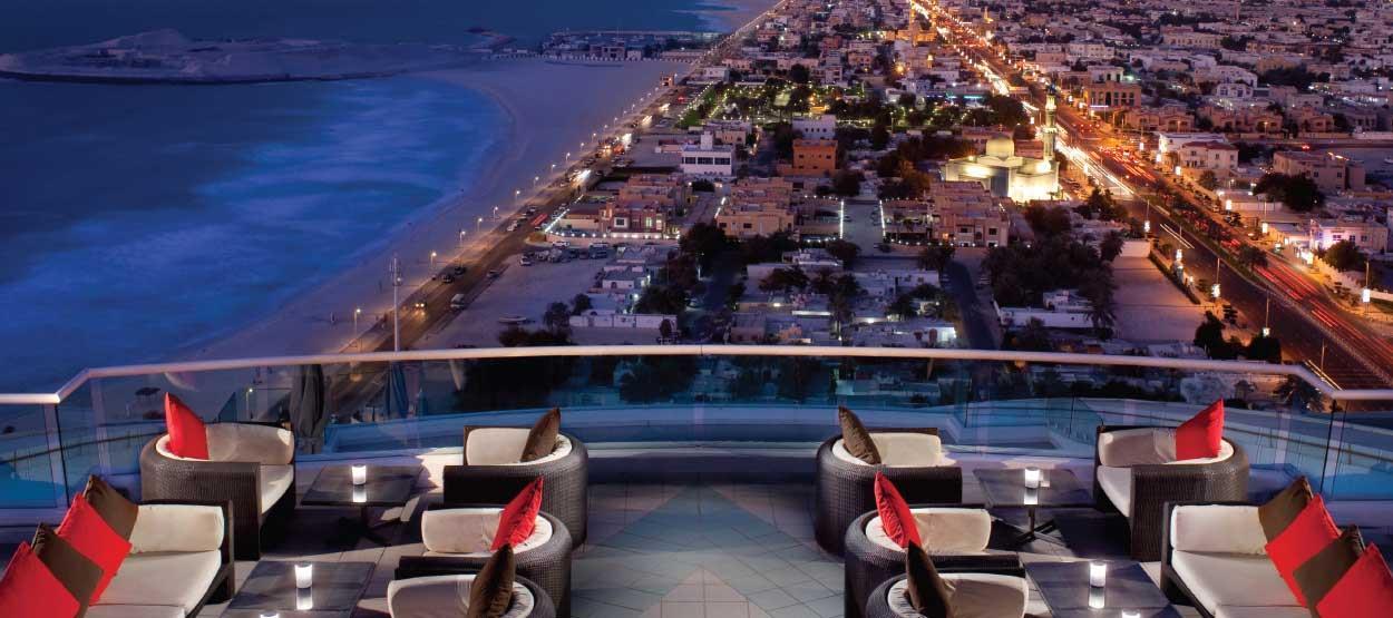 """Những quán bar """"chất phát ngất"""" ở Dubai - Ảnh 3"""
