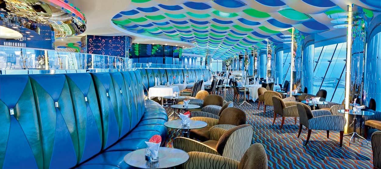 """Những quán bar """"chất phát ngất"""" ở Dubai - Ảnh 1"""