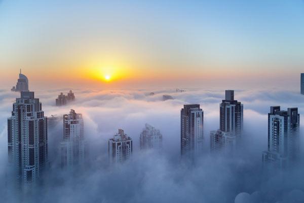 Những thời khắc lý tưởng để ngắm Dubai - Ảnh 3