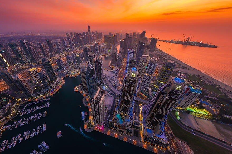 Những thời khắc lý tưởng để ngắm Dubai - Ảnh 1