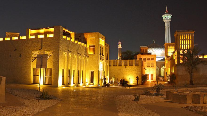 Thăm bảo tàng từng là nơi sinh sống của quốc vương Dubai - Ảnh 1