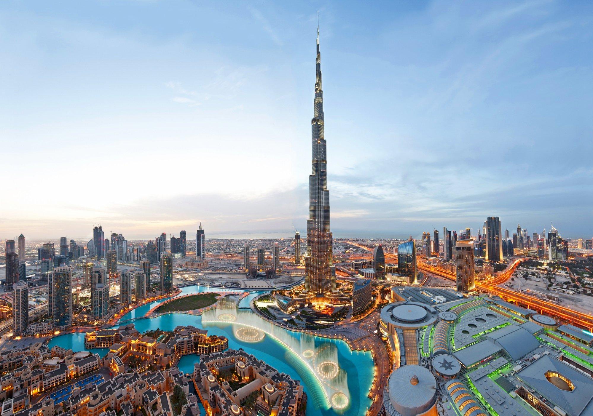 Theo dấu chân sao Việt du lịch Dubai - Ảnh 3