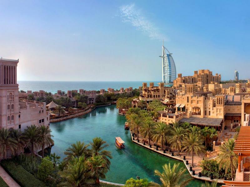 Top 3 Khu Nghỉ Dưỡng Sang Trọng Bậc Nhất Ở Dubai - Ảnh 5