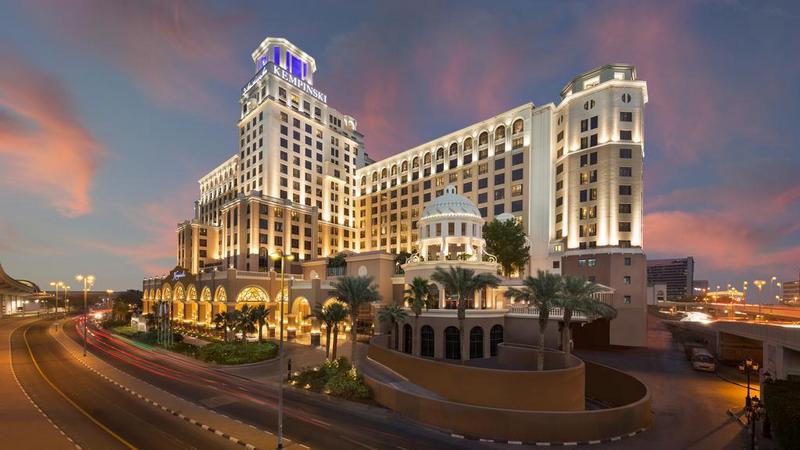 Top 3 Khu Nghỉ Dưỡng Sang Trọng Bậc Nhất Ở Dubai - Ảnh 8