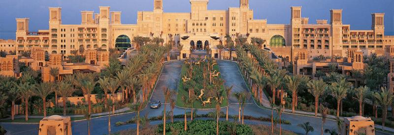 Top 3 Khu Nghỉ Dưỡng Sang Trọng Bậc Nhất Ở Dubai - Ảnh 1