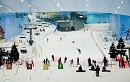 Dubai xây dựng khu trượt tuyết nhân tạo dài nhất thế giới