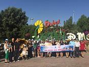 Tour du lịch Dubai khởi hành ngày 28/03/2018 : Tặng vé tham quan vườn hoa + lên tháp