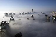 Chùm Ảnh Thành Phố Dubai Tuyệt Đẹp Nhìn Từ Trên Cao