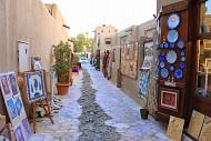 Dạo chơi khu phố cổ xưa giữa lòng Dubai hào nhoáng