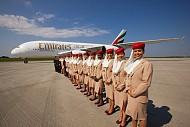 Emirates 5* của Dubai huấn luyện tiếp viên của mình ra sao?