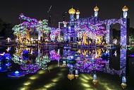 Khu vườn mới ở Dubai lập kỷ lục Guiness?