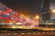 Ống đi bộ Dubai Metro Link