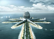 Toàn cảnh Dubai nhìn từ trên cao
