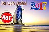 Tour du lịch Dubai - Abu Dhabi khởi hành mùng 4 Tết 31/1/2017
