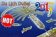Tour du lịch Sài Gòn - Dubai 2017