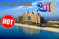 Tour Du Lịch Dubai SIÊU KHUYẾN MẠI cho 10 khách ĐẦU TIÊN , 2 ĐÊM KHÁCH SẠN 5* ngày 24/05/2017