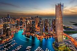 Bến Du Thuyền Dubai Marina
