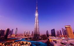Burj Khalifa - Tòa tháp cao nhất thế giới