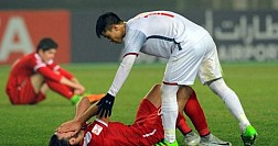 Câu chuyện xúc động phía sau chiếc áo đấu của đội tuyển Syria