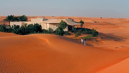Chinh phục sa mạc Safari ở Dubai