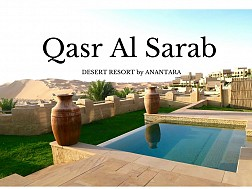 Chuyện thật như đùa: nghỉ mát trên sa mạc