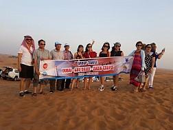 Hình ảnh đoàn du lịch Dubai khởi hành ngày 20/09 - 25/09/2016