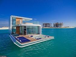 Dự án điên rồ với biệt thự giữa biển của Dubai