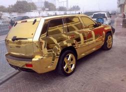 Hình ảnh bá đạo về sự giàu có của Dubai