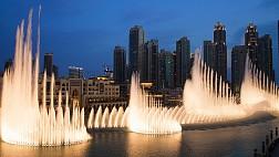 Khám Phá Đài Phun Nước Múa Lớn Nhất Thế Giới Khi Tới Dubai
