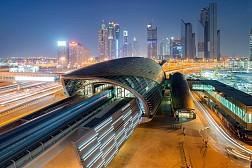 Khám phá Metro Dubai – tàu điện ngầm dài nhất trên thế giới