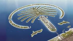 Kiệt tác tại Dubai – quần đảo nhân tạo Cây cọ Palm
