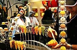 Một vài món ăn giản dị tại Dubai