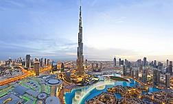 Những Con Số Biết Nói Về Tòa Tháp Burj Khalifa