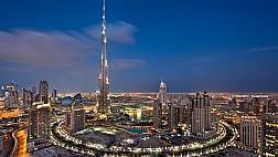 Những công trình kiến trúc mang kỷ lục của thế giới tại Dubai