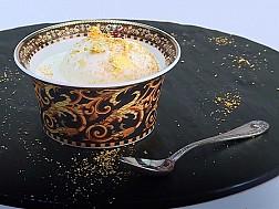 """Những món ăn đắt xắt ra miếng cho """"đại gia"""" ở Dubai"""