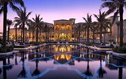 Những resort chất nhất Dubai