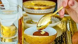 Xu Hướng Đồ Ăn Nào Cũng Thêm Vàng Ở Dubai