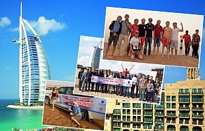 Lịch khởi hành tour Dubai từ Hà Nội & Hồ Chí Minh năm 2019