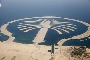 Nhìn lại công cuộc lấn biển xây dựng quần đảo cây cọ tại Dubai
