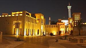 Thăm bảo tàng từng là nơi sinh sống của quốc vương Dubai