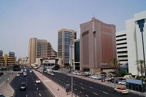 Trốn khỏi một Dubai toàn nhà chọc trời