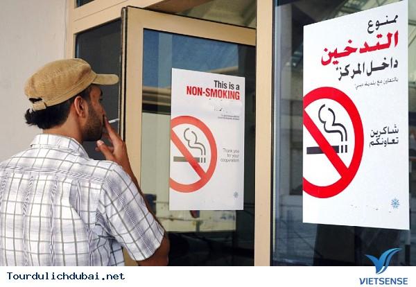 Những điều cần chú ý khi đi du lịch Dubai - Ảnh 3